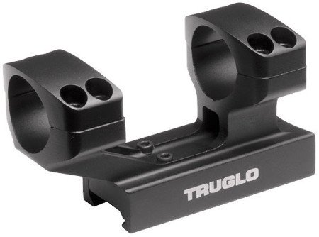 The TRUGLO 30 Series monolithic rail mount.
