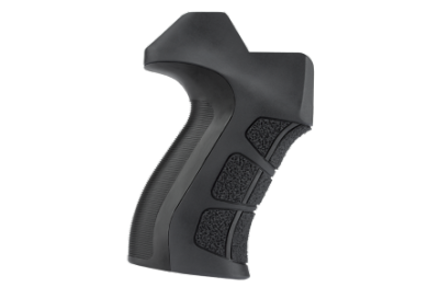 The high tang, improved curves, and soft grip provide an excellent product.