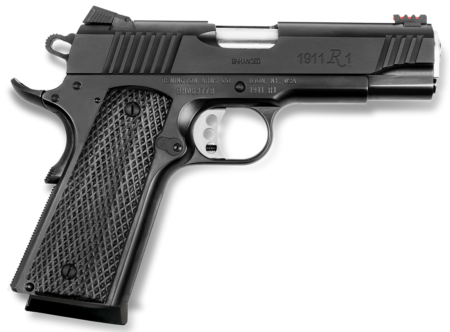 The 1911 R1 Enhanced Commander is a nice mid-size 1911.