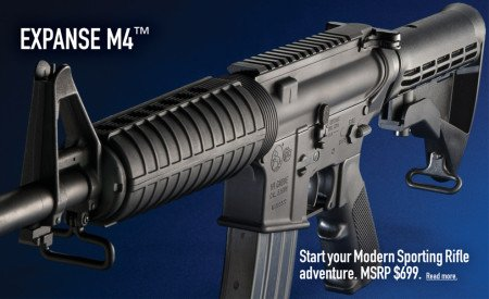"The Colt Expanse M4, and other ""basic"" AR-15's have been too late to be seriously considered by the civilian market."