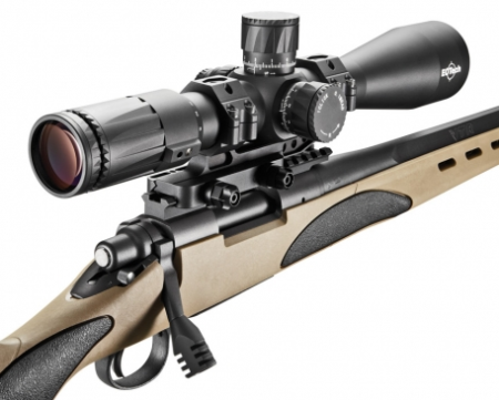 Enlarged turrets, and XC glass are impressive features for EOTech.