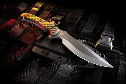 The Spartan Blades Nyx is just one of the fantastic blades made by this veteran-owned company.