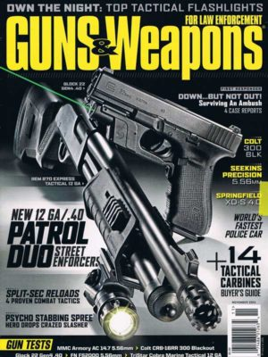 Guns & Weapons for Law Enforcement has been a steady read of mine for years.