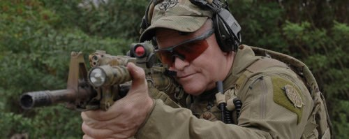 Pat Rogers was one of the best firearms instructors.