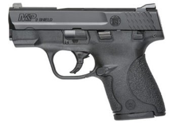 The original S&W M&P Shield in 9mm had much softer grip texture.