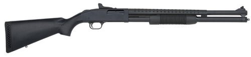 The Mossberg 500 has been gaining in popularity (photo by Mossberg).