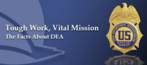 DEA has an enormous job, with limited resources (photo by DEA).