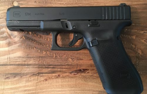 The new F.B.I. Glock 17M photo courtesy of our friends at TFB.com).