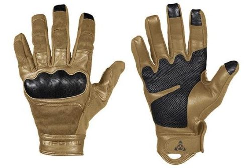 CORE Breacher gloves have hardened knuckle protection.