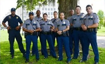 Baton Rouge Police are a diversified group of professionals photo by BRPD.org).