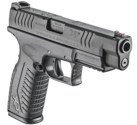 If you enjoy Springfield pistols, the OSP appears to be a great option.