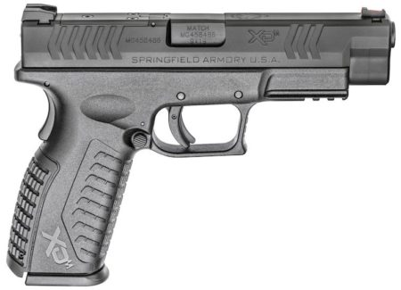 The Springfield Armory XDM OSP with Cover Plate.