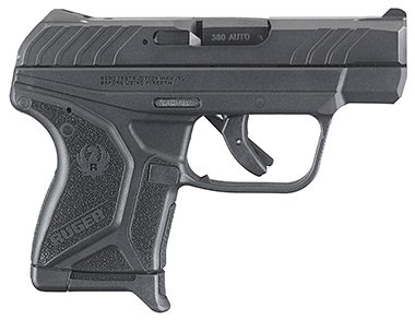 The new Ruger LCP II with improved features.