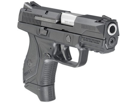 The new Compact Ruger American Pistol provides a great option for Detectives, off-duty, and CCW.