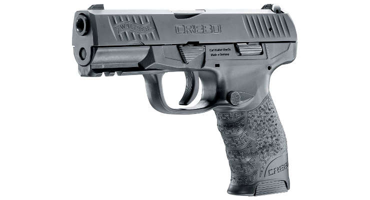 New Walther Creed 9mm Pistol