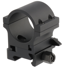 Aimpoint QD mount allows the 3x-C to be quickly mounted or removed.