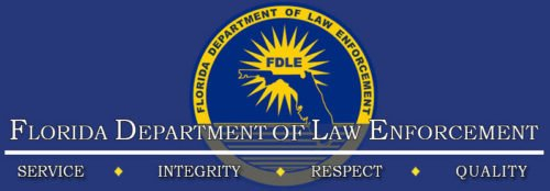 FDLE is Floridas State Investigating Agency, with arrest powers and a crime lab.
