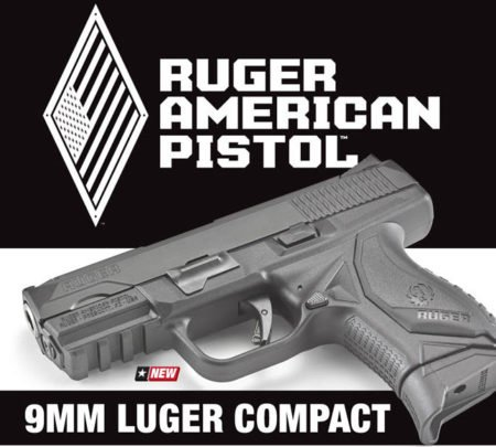The Compact Ruger American Pistol