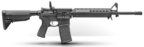 The new Springfield Armory Saint. Not just a basic AR-15.