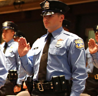 The Philadelphia Police are one of our nation's oldest (photo by Philadelphia PD).