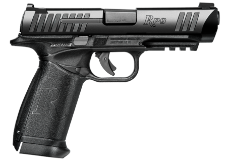 The new Remington RP9 striker-fired pistol.
