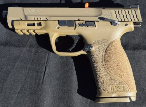 To be compliant in restrictive States, the M&P 2.0 will have an external safety lever option.