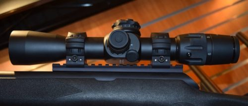 The B-Series U.S. Optics scopes open a wide range of possibilities.