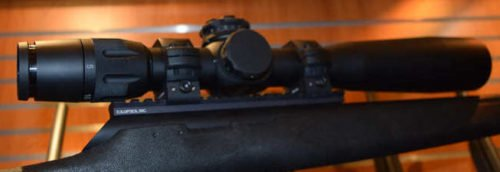 The B-Series rifle scopes have some outstanding features.