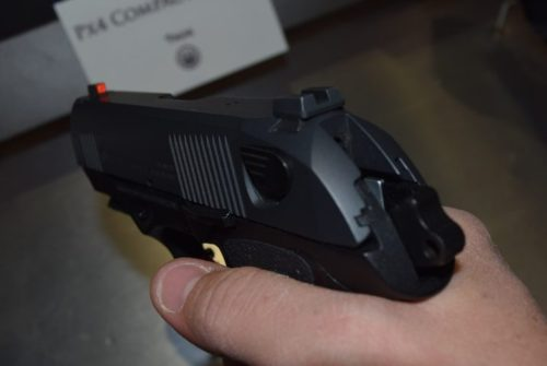 Another look at the PX4 Storm Compact Carry sights.