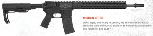 Bushmaster Minimalist