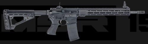 New Savage MSR15 Recon