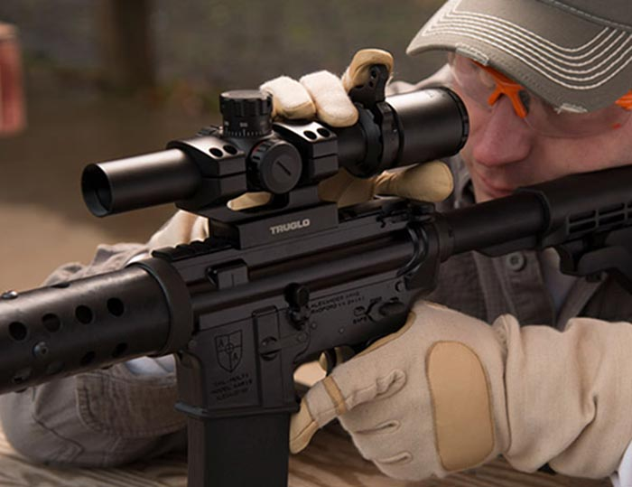 TruGlo hunting scope