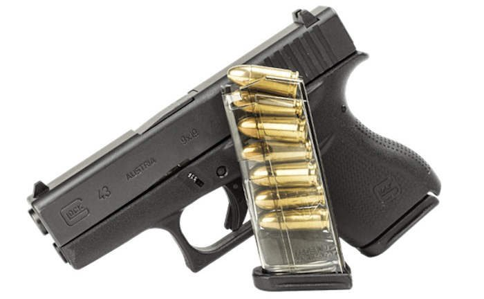 New ETS Glock 42 and 43 Magazines