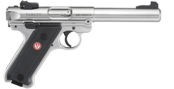 Ruger 22 Long Rifle Automatic Pistol Serial Numbers