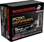 F.B.I. Selects Winchester 9mm Ammunition