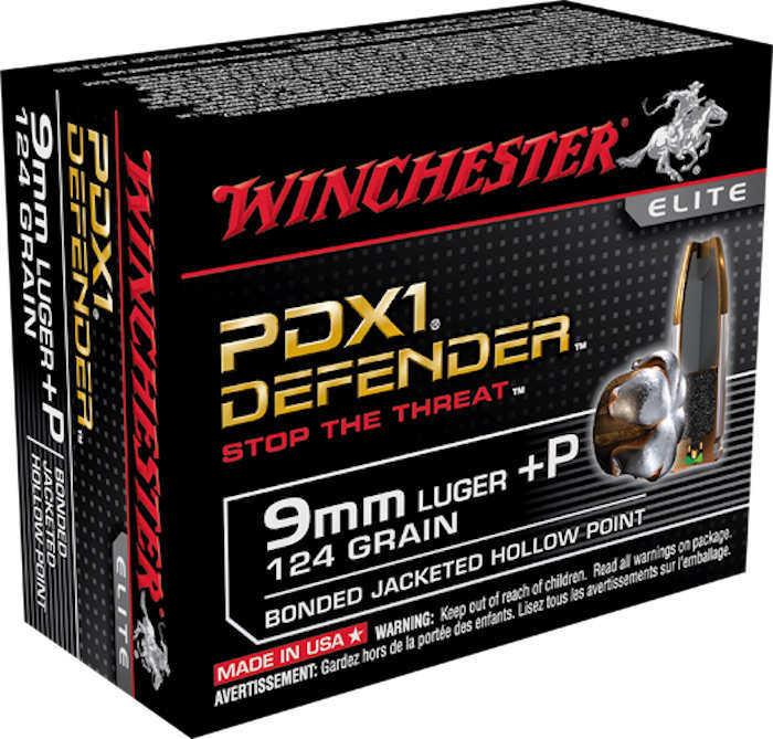 F B I  Selects Winchester 9mm Ammunition