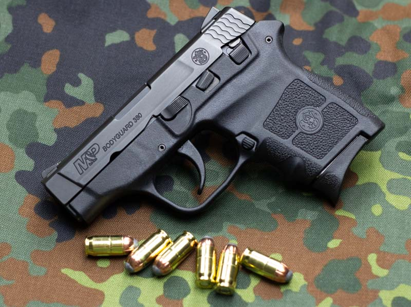 Smith and Wesson Bodyguard 380 Review | Tested by a SWAT Cop