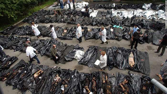 Beslan Terrorism