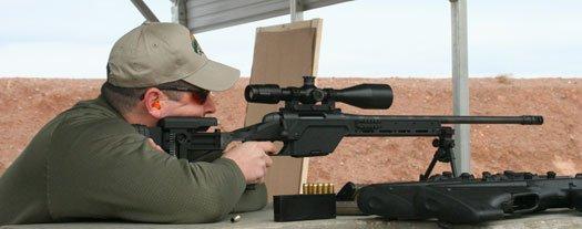 Steyr SSG 08 sniper rifle