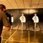 Combat Pistol Shooting