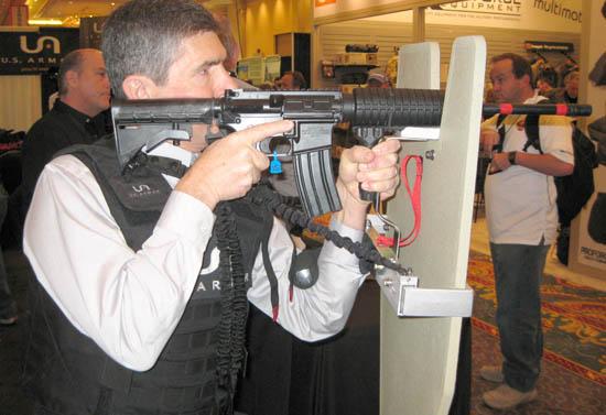 MRAPS Ballistic Shield
