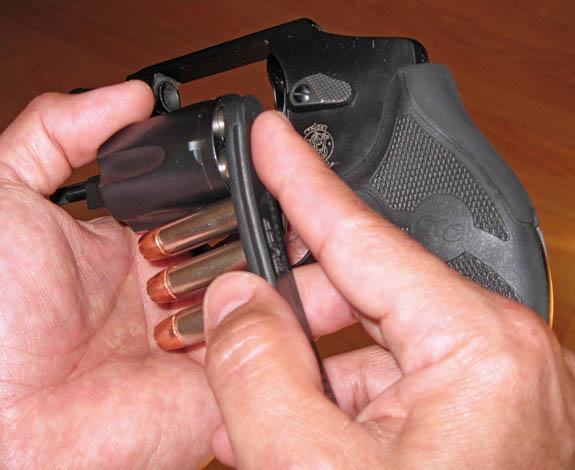 Speedstrip Revolver Reload