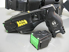 Tasers and Deadly Force