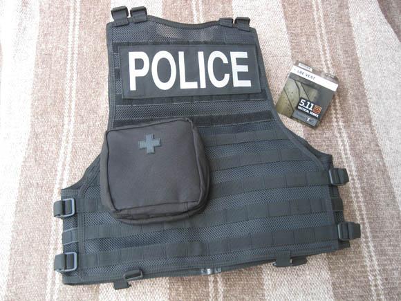 511 VTAC LBE Tactical Vest Review