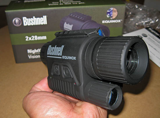 Bushnell Equinox Review