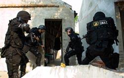 SWAT Hostage Killed