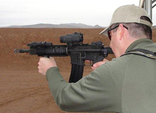 Patrol Rifle