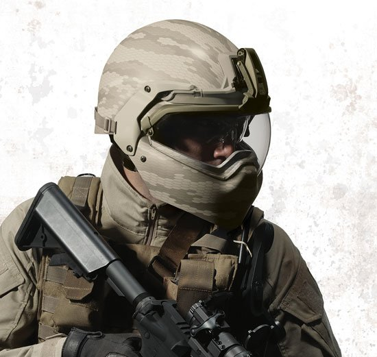 Revision Batlskin helmet