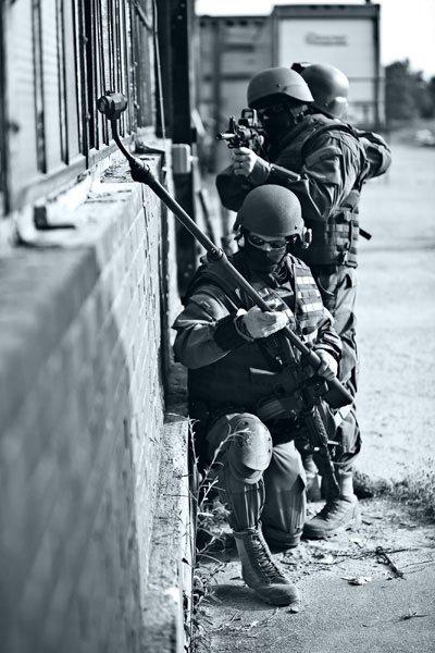 SWAT camera