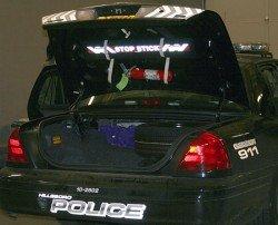 spike strips officer deaths
